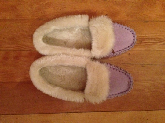 new slipper top